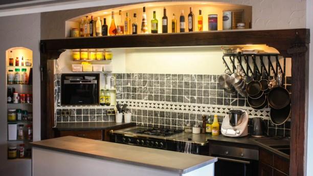 Restaurante villa hotel en middelkerke opiniones men y for Cuisine ouverte villa
