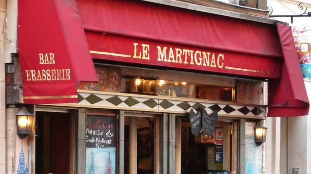 Le Martignac Restaurant Paris