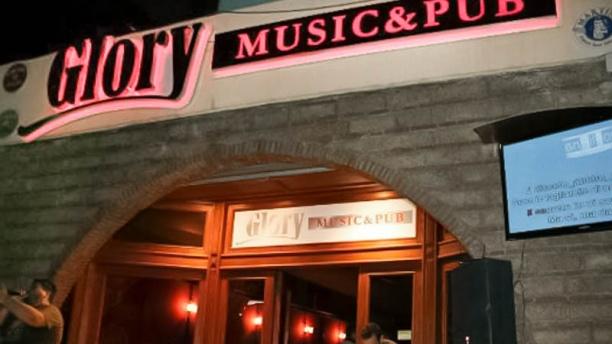 Glory Pub entrata