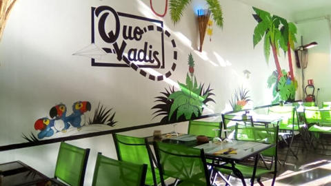 Quo Vadis, Aix-en-Provence