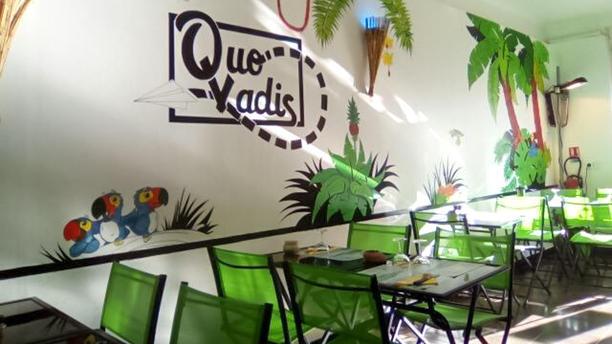 Quo Vadis Salle du restaurant