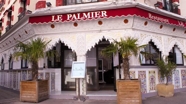 Le Palmier Entrée