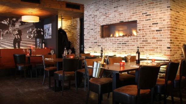 MMX Italian restaurant Restaurantzaal