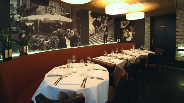 Restaurant MMX Restaurantzaal