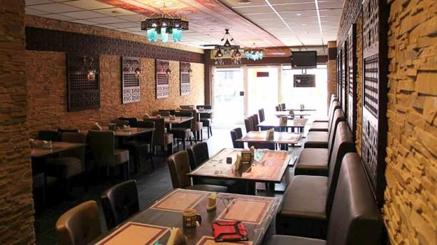 Arabesk Het restaurant