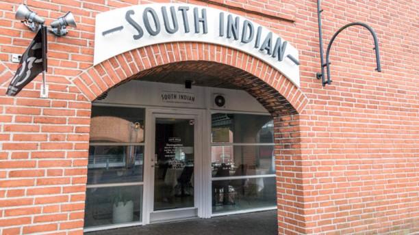 The South Indian Solrød Ingång