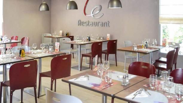 Campanile Arles Restaurant Vue de la salle