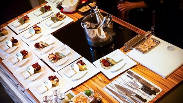 Restaurante show cooking summumm escuela de cocina en - Spa en alcobendas ...