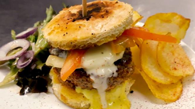 Prato - BB&L - Burger Beef Lobster, Porto