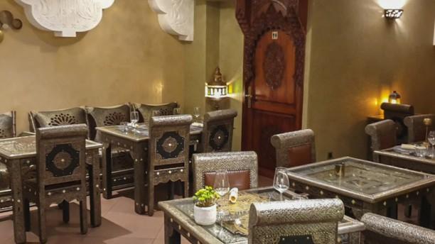 L'Orientalis Vue de la salle
