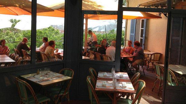 Maison Villemanzy Restaurant