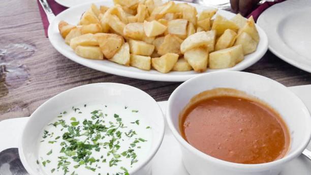 El Café de Oviñana Sugerencia del chef