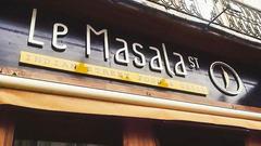 Le Masala Street Indien