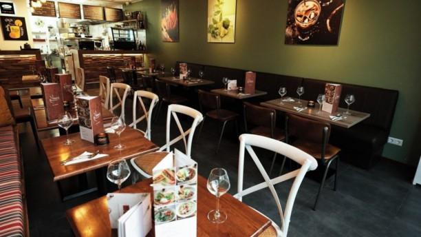 Vina's noodles & more Het restaurant