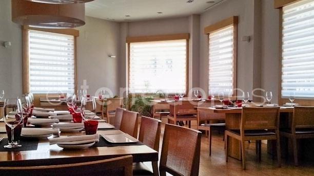 Taberna Gastronómica Las Rejas Vista mesas