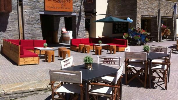 Grange Sax Cafe Il locale