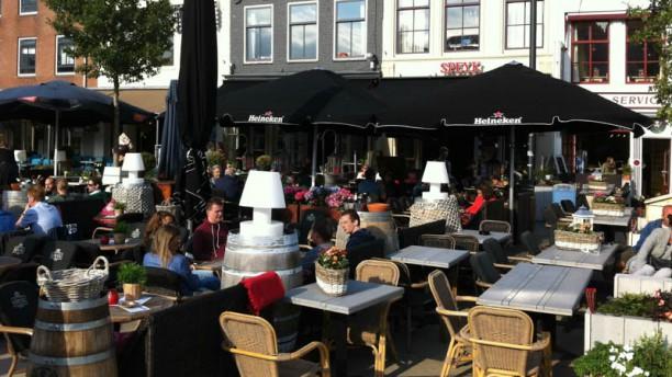 Bar & Bistro Speyk Terras