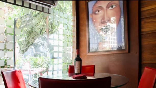 Amalfi Bistro La sala