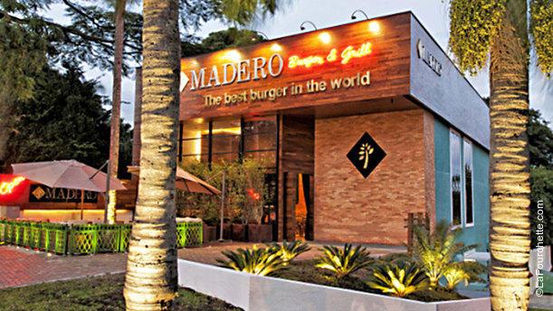 Madero - Jardim Social RW Fachada