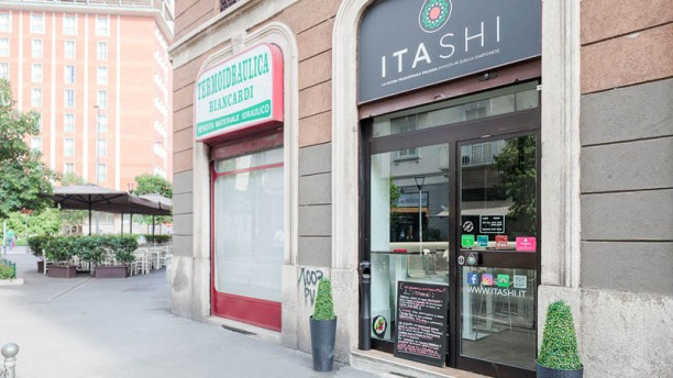 Itashi In Milan Restaurant Reviews Menu And Prices Thefork