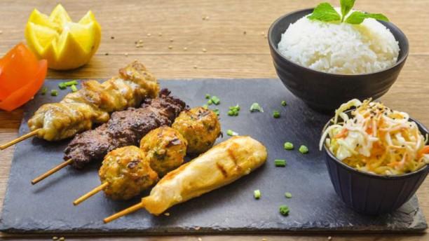 Sushi Arts Studio Suggestion du chef