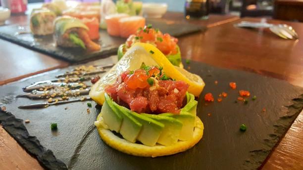Sushi Pak - Sant Gervasi Sugerencia del chef