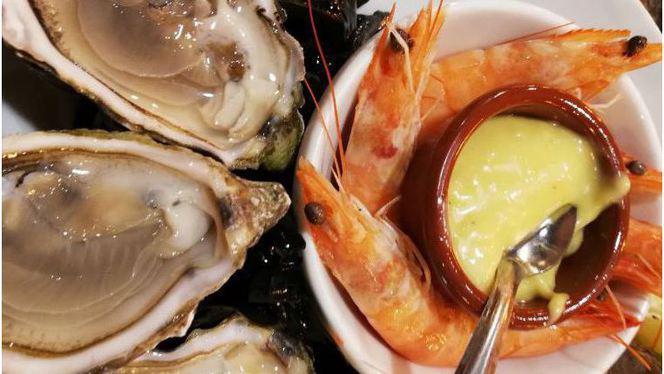 Assiette de la Mer - La Brasserie des Chartrons, Bordeaux