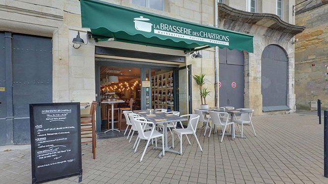 Exterieur - La Brasserie des Chartrons, Bordeaux