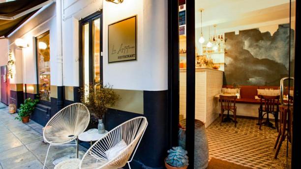 restaurant les agitateurs nice 06300 menu avis prix et r servation. Black Bedroom Furniture Sets. Home Design Ideas
