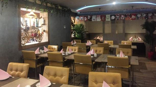 Sushi Liang Vista sala