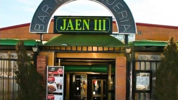 Jaen III Vista entrada