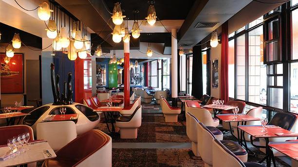 Cafe Etienne Marcel cafe etienne marcel