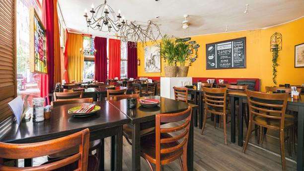 Cervantes Het restaurant