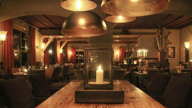 De Holterberg Het restaurant