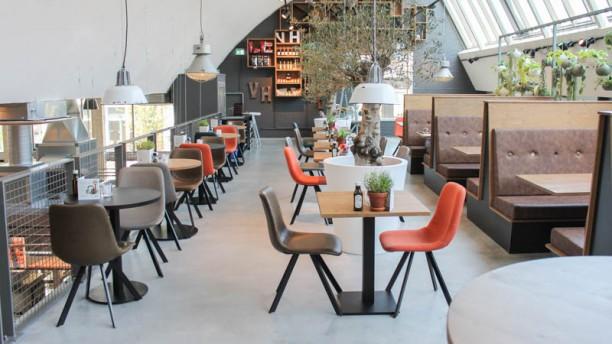 Van Heinde Het restaurant