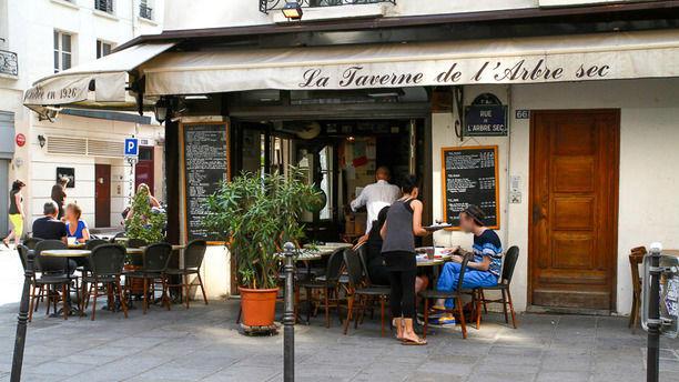 Restaurant Rue De L Arbre Sec