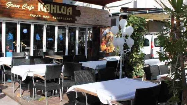 Xantar-Salou Gran cafe Kahlua Vista terraza