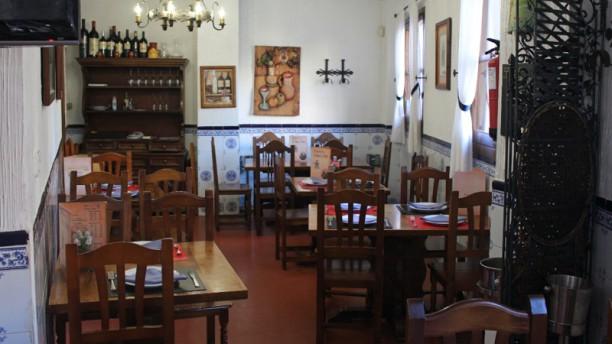 Taberna Pradera Sala del restaurante