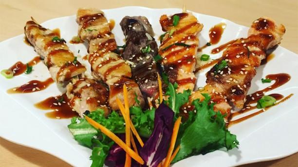 Sushiyaki Sugerencia del chef