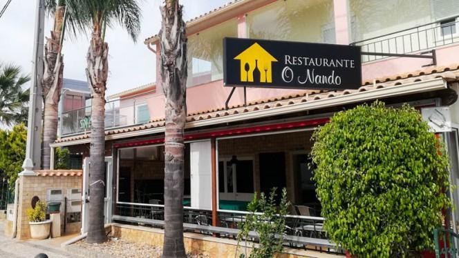 O Nando ristorante portoghese a Boliqueime in Portogallo