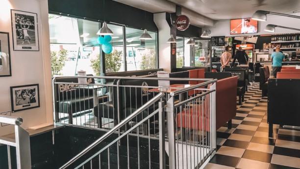 SB Cafe L'intérieur