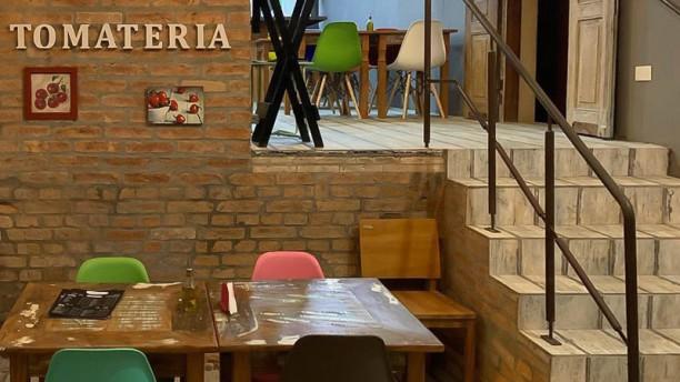 Tomateria Pizzas & Cia Sala