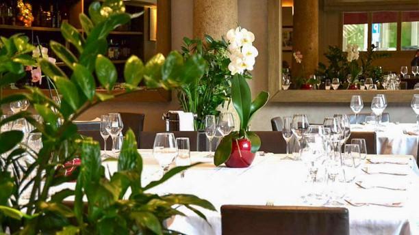 Piazza Repubblica Sala del ristorante