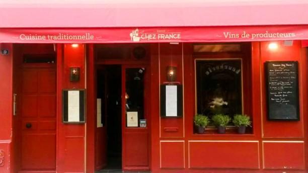 Chez France Devanture
