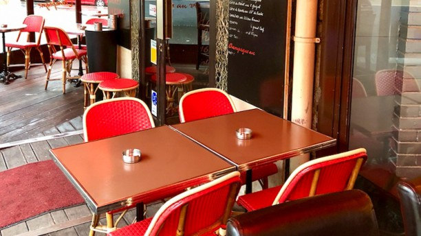 Café Premier Arago Terasse