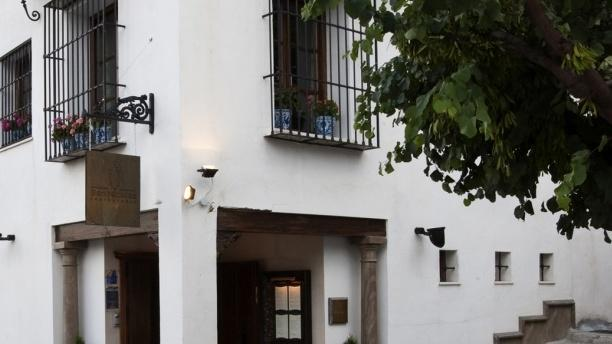 San Nicolás Vista fachada