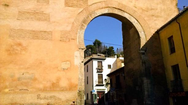 Al Sur de Granada Vista exterior