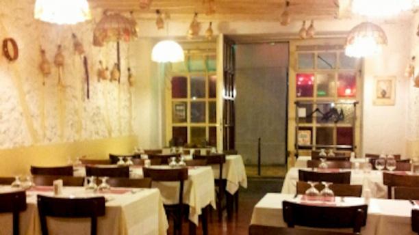 Pizza Italie Salle