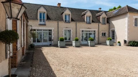 restaurant - Restaurant de L'Ecu de Bretagne - Beaugency