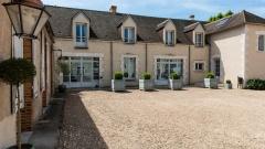 Restaurant de L'Ecu de Bretagne Français